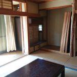 1F 和室(居間)